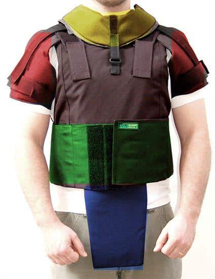 Enhance Your Protection - External Body Armor Add-Ons 1