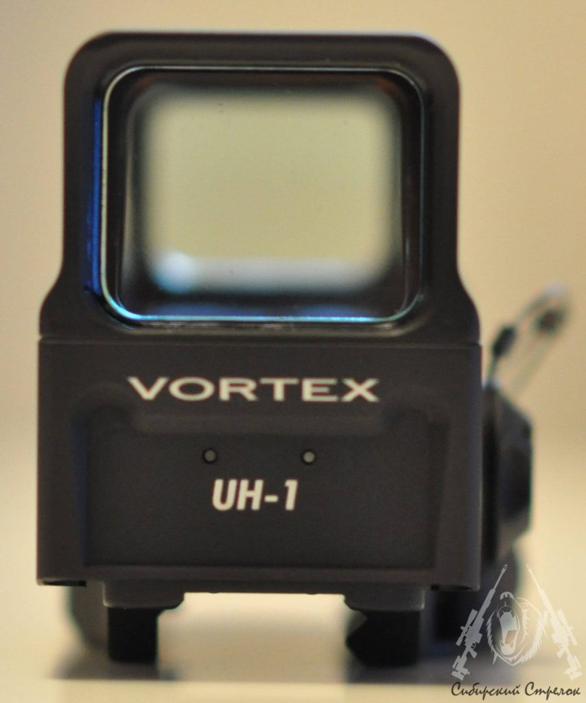Review and Comparison of Vortex Optics Razor AMG UH1 Holographic Sight vs Eotech XPS2-2 24