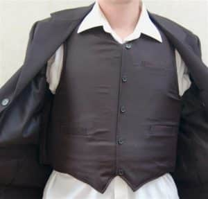Bullet Proof Vest Makes a Difference 4
