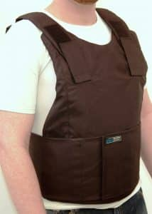 Bullet Proof Vest Makes a Difference 3