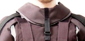 Neck Protection - Add on for External Body Armor 55