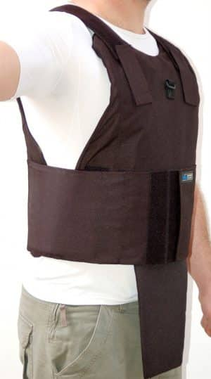 Side Protection - Add on for External Body Armor Model BA8000 10