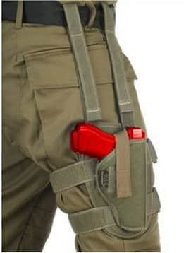 Tactical Leg Shroud Armament System 4