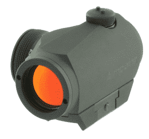 Micro T-1 Aimpoint 2MOA Sight W/ Picatinny Mount and Bikini Rubber Lens Covers 16