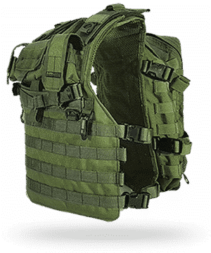TV7782 Marom Dolphin Fully Modular Tactical Vest 4