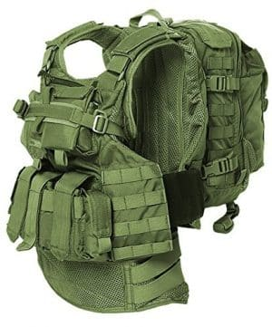 BA8029 Amran Semi Modular Armor Carrier for Military Use made by Marom Dolphin 9