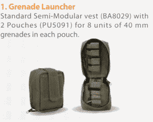 Grenade Launcher Pouch 3