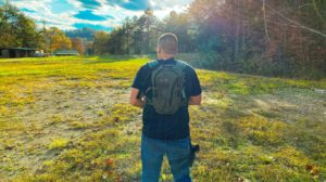 Wolf 9 Liter Advanced Hydration Backpack