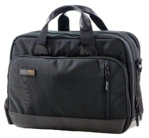 Bond Marom Dolphin Shoulder / Handles Business Bag Designated for Carrying Laptop and Documents 64