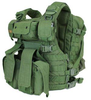 BA8064-01AV Egoz Marom Dolphin Semi Modular Tactical Vest 5