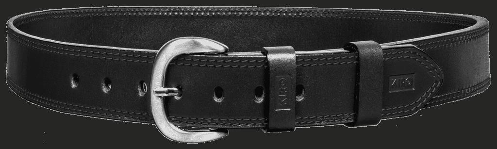 KIRO MOAB Premium Heavy Duty Handmade Leather Belt for Gun Carry 3