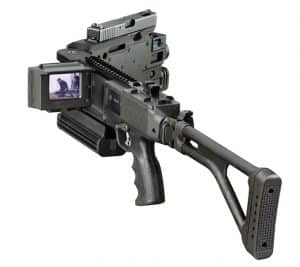 CornerShot Israeli Weapon System Platform System for Glock, FN & Sig Sauer (Law Enforcement Version) 2