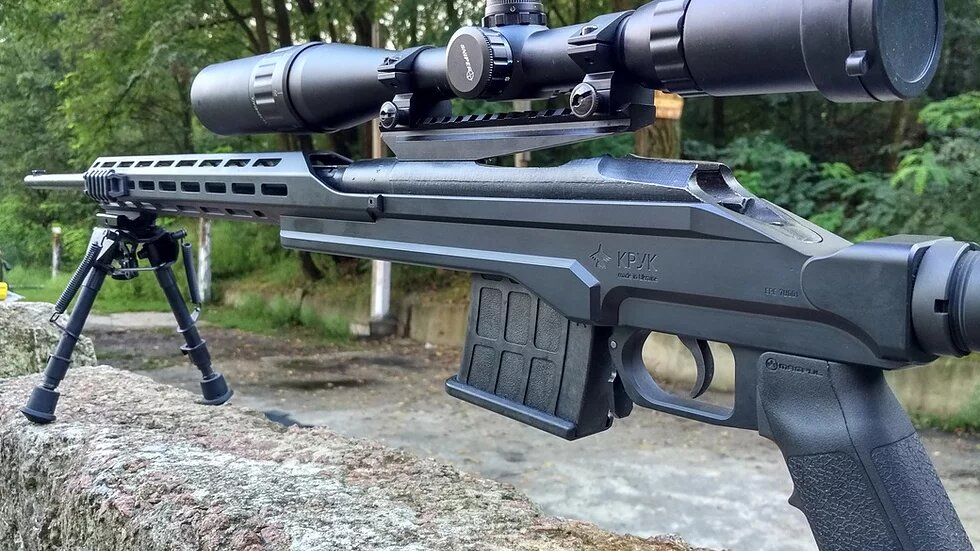 Mosin Nagant Stock New High Quality Aluminum Chassis & Handguard by KPYK-CRC 7U001 for Sale 1