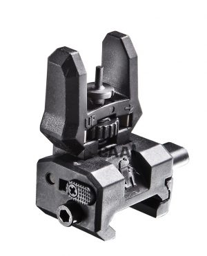 FFS CAA Picatinny front flip-up sight 6