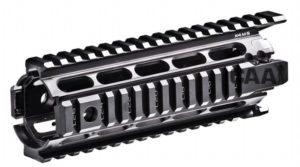 X4MS CAA M16/AR15/M4 picatinny aluminum quad rail 23