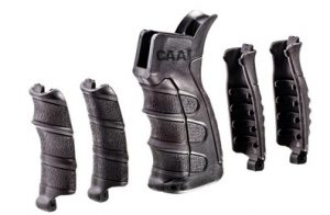 UPG-16 - 6 Piece Interchangeable Pistol Grip Made of Polymer 9