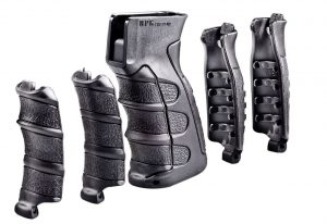 UPG-47 - 6 Piece Interchangeable Pistol Grip for AK47 Made of Polymer 10