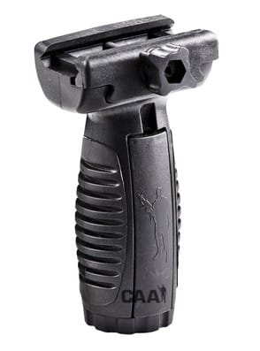MVG CAA Short Ergonomic Vertical Grip With Rubber Inserts and Compartment 27