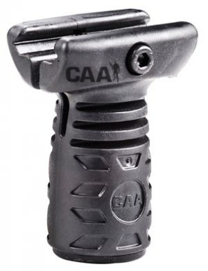 TVG CAA Short side clip vertical grip 16