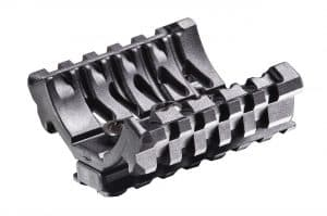 TRM3 CAA 3 Picatinny Rails For The Hand Guard. Polymer Made 25