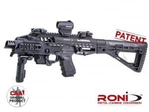 RONI G2-9 SBS CAA Tactical PDW Conversion Kit for Glock 17,18,19,22,23,25,31,32 16