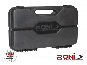 ROCASE CAA Gearup High Quality Polymer Case for Roni G1 & G2 15