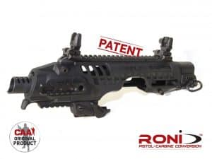 RONI G2-9 Recon CAA Tactical PDW Conversion Kit for Glock 17/18/19/22/23/31/32 8