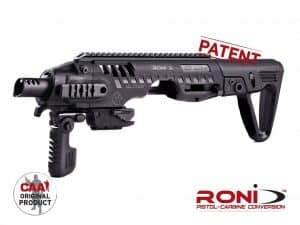 RONI G2-10 CAA Tactical PDW Conversion kit for Glock 20 & 21 4