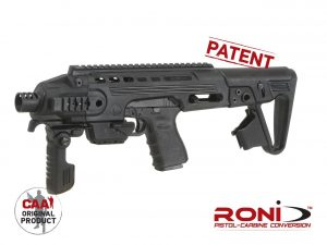 RONI CZ7 CAA Tactical PDW Conversion Kit for CZ Duty 07 & 08 15