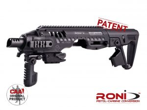 RONI G2-34 CAA Gearup PDW Conversion Kit for Gen 3 Glock 34/35 8