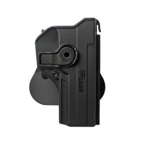 IMI-Z1060 - Polymer Retention Roto Holster for Sig Sauer P250 Full size (9mm/.40/357) Sig Sauer P320 5