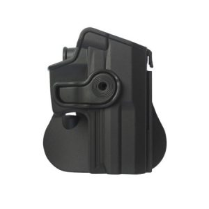 IMI-Z1140-Polymer Holster for Heckler and Koch USP Full-Size (9mm/.40) 22