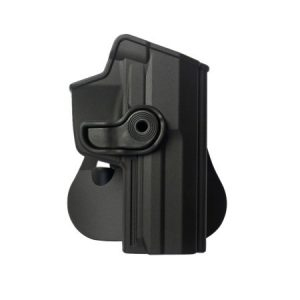 IMI-Z1210 - Polymer Retention Holster Fits Heckler and Koch USP 45 Full-Size 17