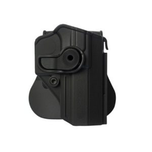 IMI-Z1300 - Polymer Holster for Jericho/Baby Eagle PSL (9mm/.40) 25