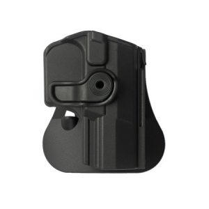 IMI-Z1350 - Polymer Retention Roto Holster for Walther P99, P99 AS, P99C AS 18