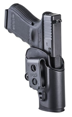 AHSGL1 CAA Tactical Ambidextrous Inner & Outer Holster For Glock 9mm & 40 cal 17,18,19,22,23,25,31,32 12