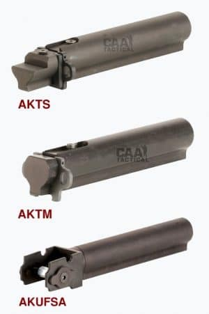 AK-3-TS CAA Tactical 3 Relevant Tubes Kits Aluminum Made For AK47/74 36