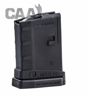 MAG10 CAA Tactical 10 Rounds 5.56X45 Polymer Magazine For 5.56mm 11