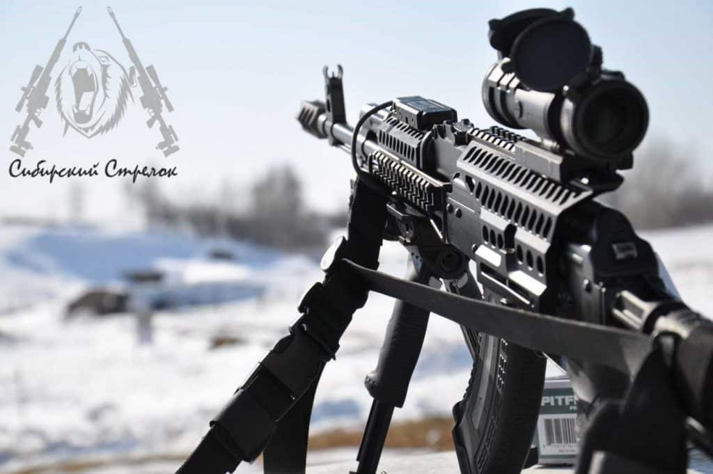 Vortex Optics SPR-1303 Spitfire 3x Review by an Ex Law Enforcement from Russia 25