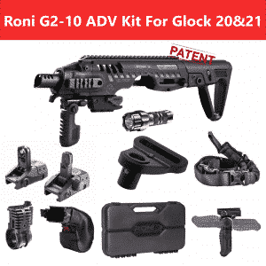 ROADV G2-10 CAA Roni Advanced Kit for Glock 20 & 21 4