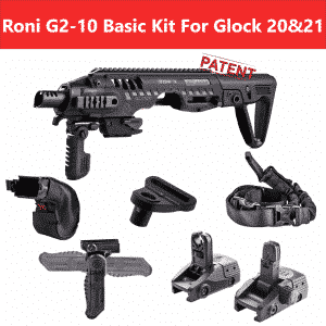 ROBAS G2-10 CAA Roni Basic Kit for Glock 20 & 21 9