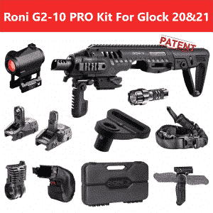 ROPRO G2-10 CAA Roni Professional Kit for Glock 20 & 21 16