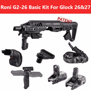 ROBAS G2-26 CAA Roni Basuc Kit for Glock 26 & 27 10