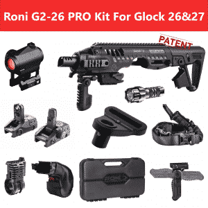 ROPRO G2-26 CAA Roni Professional Kit for Glock 26 & 27 17