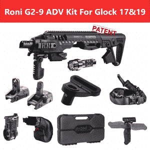 ROADV G2-9 CAA Roni Advanced Kit for Glock 17, 18, 19, 22, 23, 25, 31 & 32 6