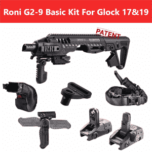 ROBAS G2-9 CAA Roni Basic Kit for Glock 17, 18, 19, 22, 23, 25, 31 & 32 11