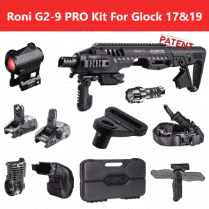 ROPRO G2-9 CAA Roni Professional Kit for Glock 17, 18, 19, 22, 23, 25, 31 & 32 18