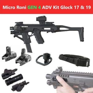 CAA Gearup PDW Converter Micro Roni Gen 4 Advanced Kit 20