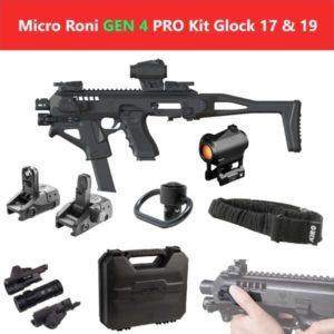 Micro Roni Gen 4 PRO Kit CAA Gearup PDW Converter Professional Kit 16