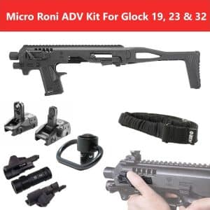 MIC-ROADV CAA Gearup Micro Roni® Advanced Kit for Glock 19, 23 & 32 18